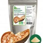 Acheter du Baomix la poudre de pulpe de baobab biologique certifiée ecocert